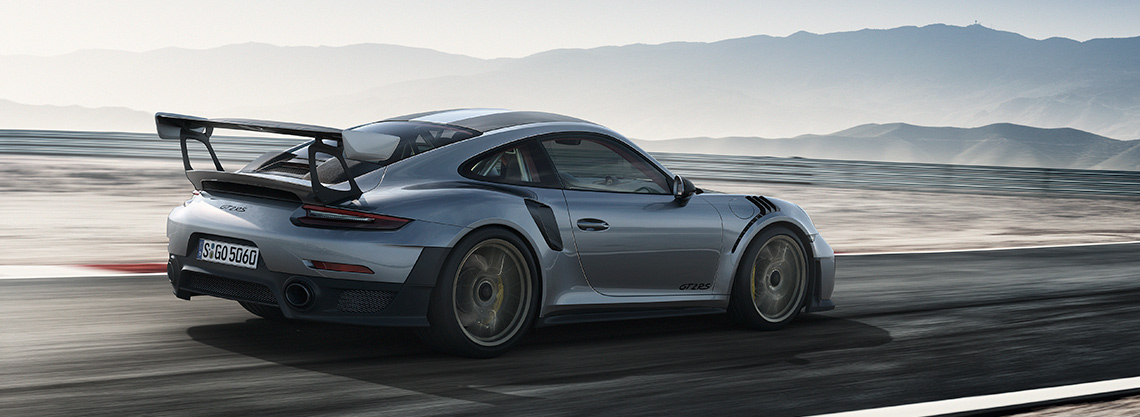 Porsche unveils the most powerful street-legal 911 model of all time