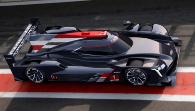 Cadillac DPi-V.R race car