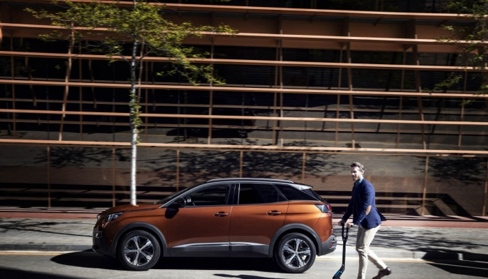 Two Red Dot Product Design 2017 Awards for PEUGEOT