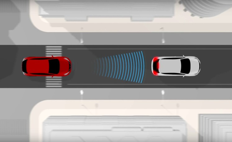 Nissan to offer standard Automatic Emergency Braking (AEB) on one million U.S. vehicles