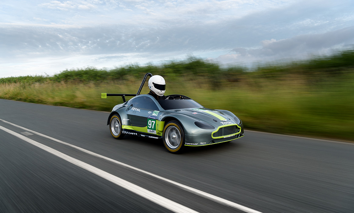 Aston Martin Racing Set To Reveal New Race Car This Weekend