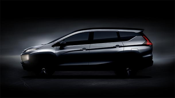 Mitsubishi Motors to Globally Unveil Small Crossover MPV