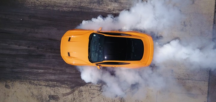 Ford Unleashes Line-lock On Mustang Ecoboost