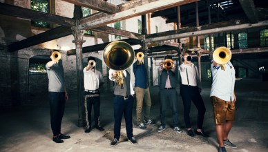 Stuttgart Music Festival with Federspiel Brass Septet: Virtuoso brass at the Mercedes-Benz Museum