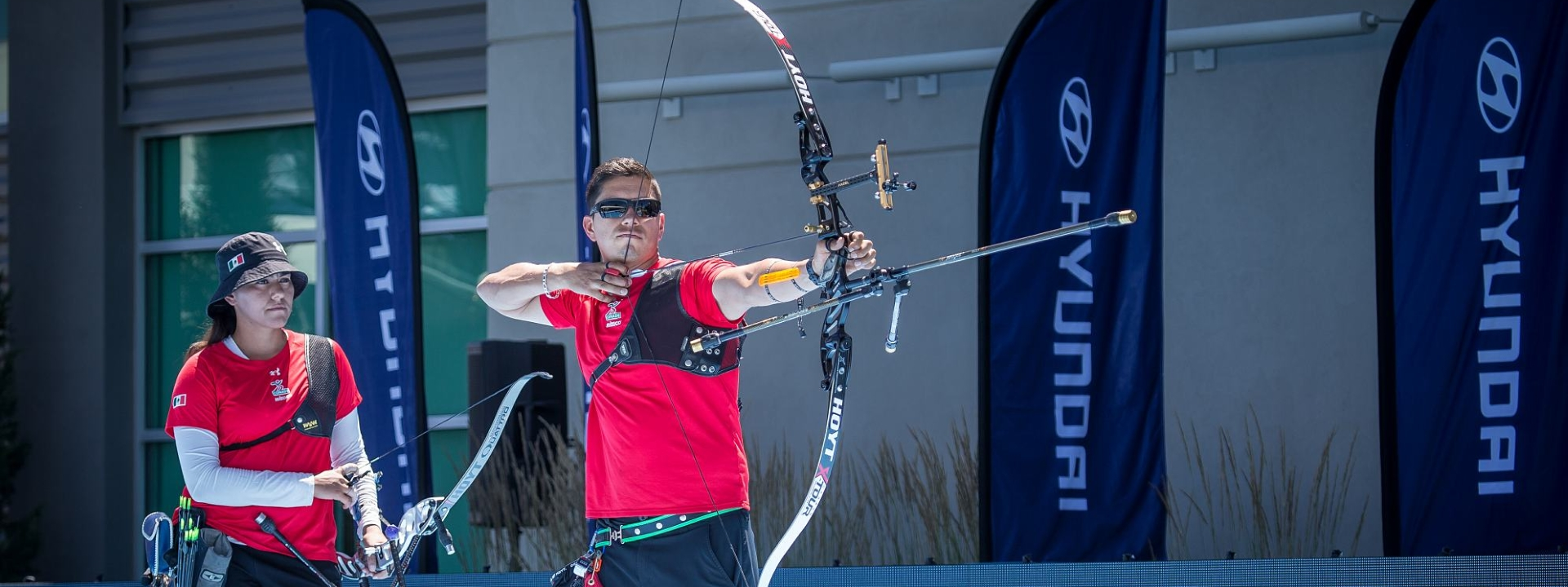 Sponsorship on target: Hyundai Archery World Cup 2017