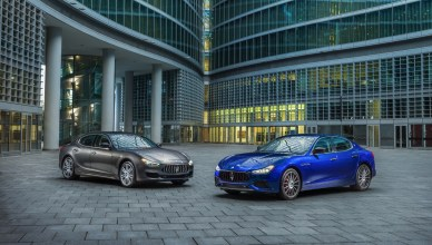 Maserati reveals the new Ghibli GranLusso and GranSport at Chengdu Motor Show 2017