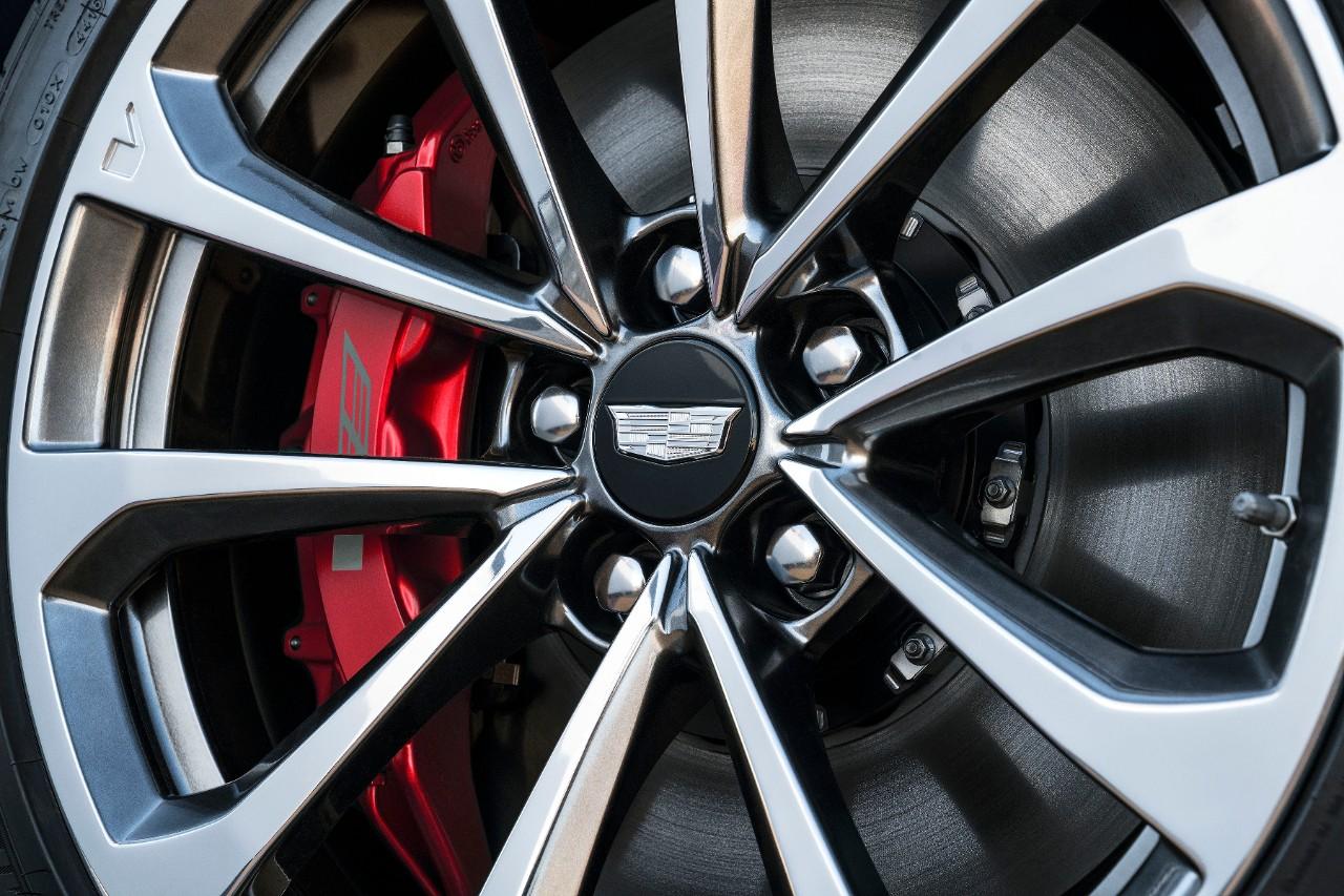 Introducing the 2018 Cadillac CTS-V Glacier Metallic Edition