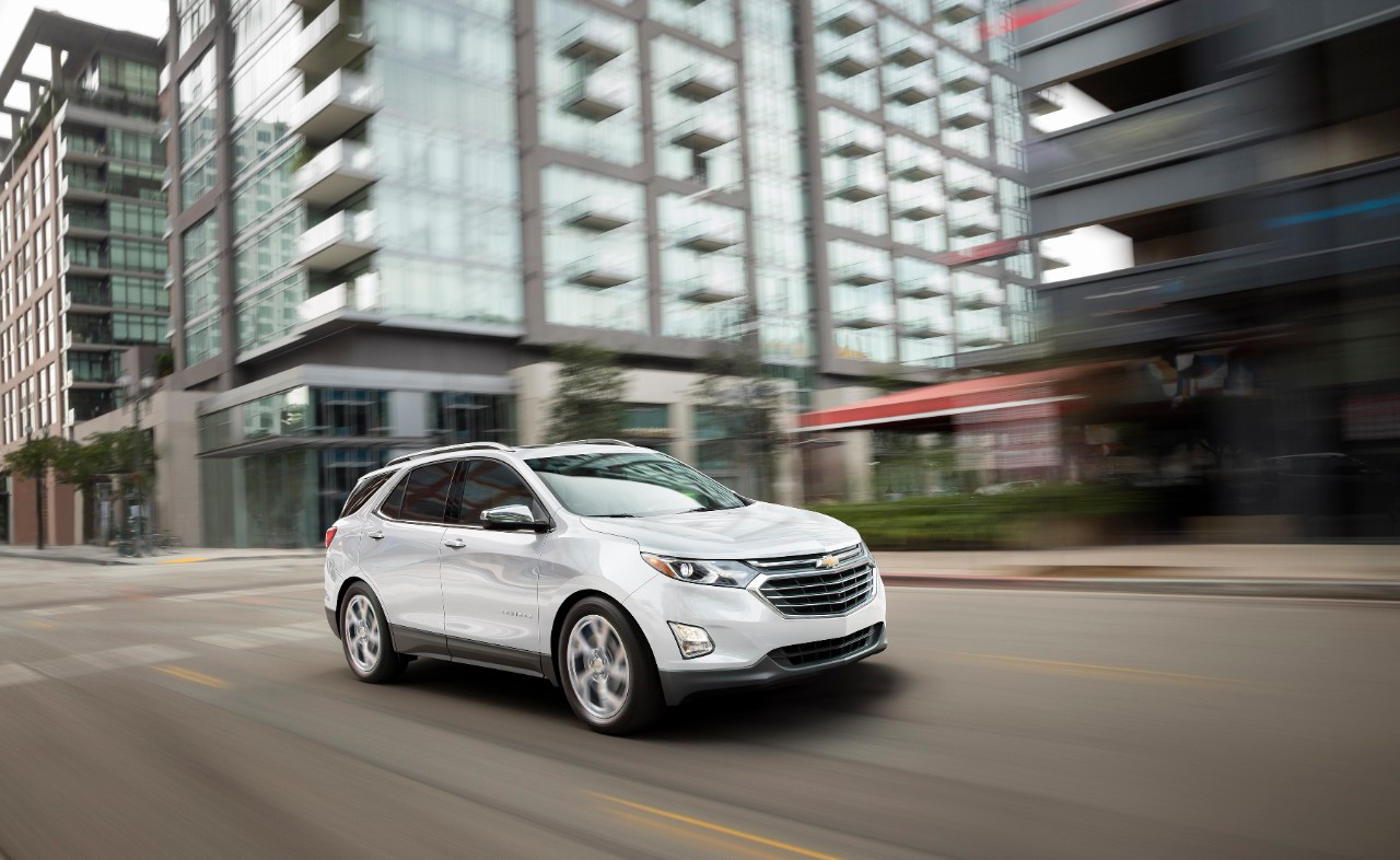 Equinox Diesel Offers Expected Segment-topping 39 Mpg Hwy
