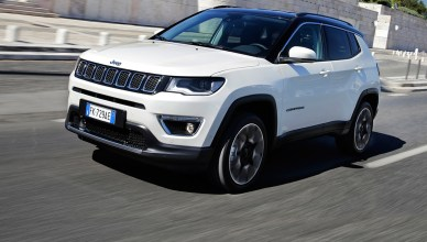 Jeep Compass attains maximum five-star EuroNCAP rating