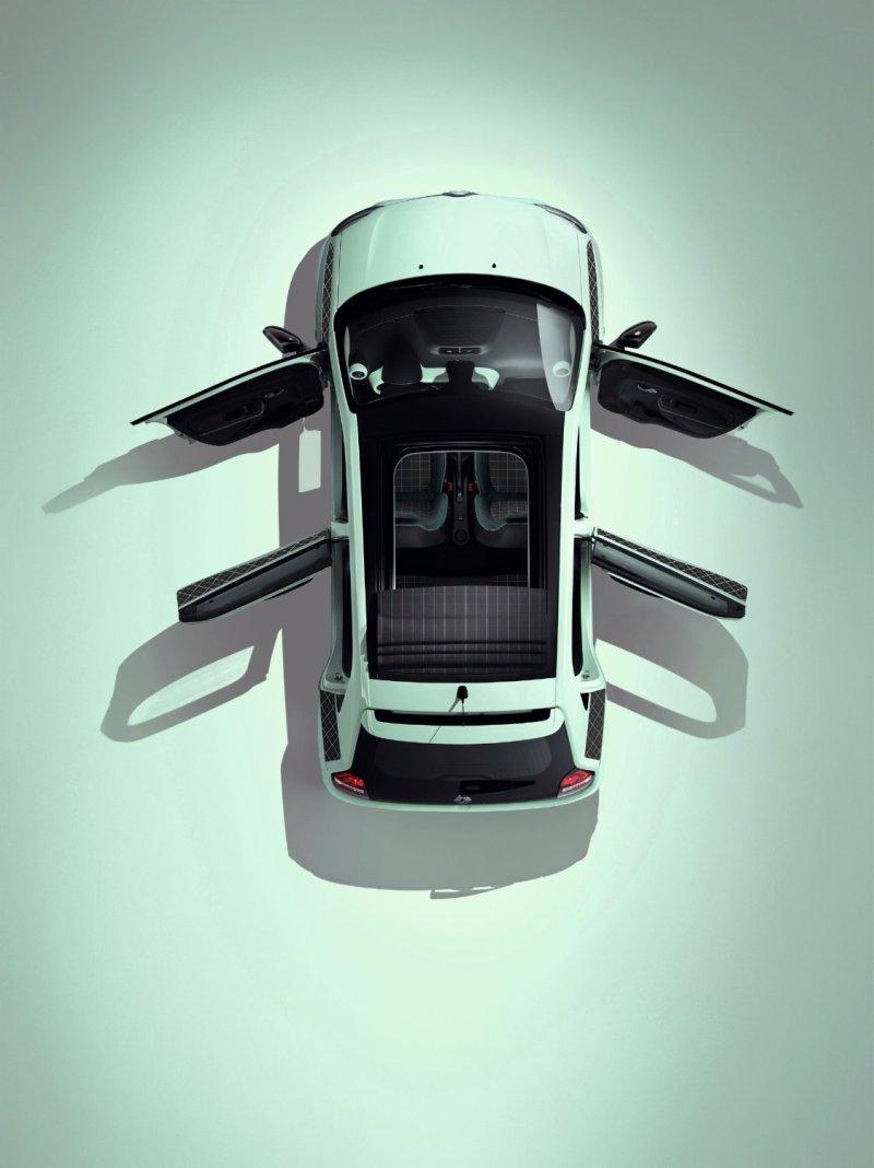 Twingo La Parisienne: urban chic for Renault's latest limited-edition Twingo!
