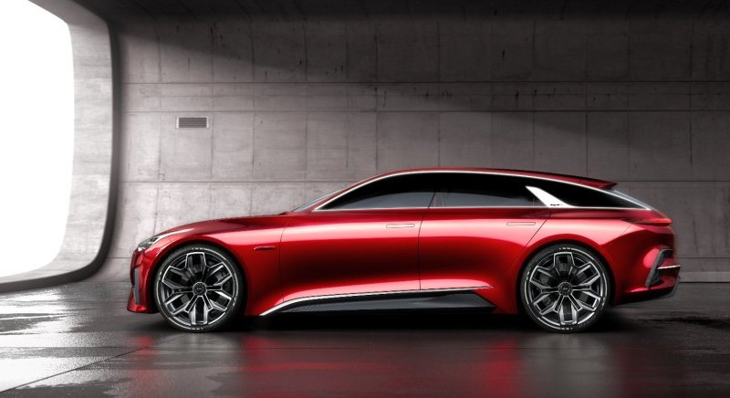 Kia Proceed Concept Revealed Ahead of Frankfurt World Debut