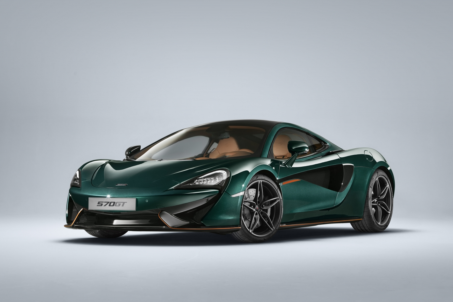 McLaren Special Operations combines bespoke modern elegance with historic colour to produce striking MSO Collection 570GT
