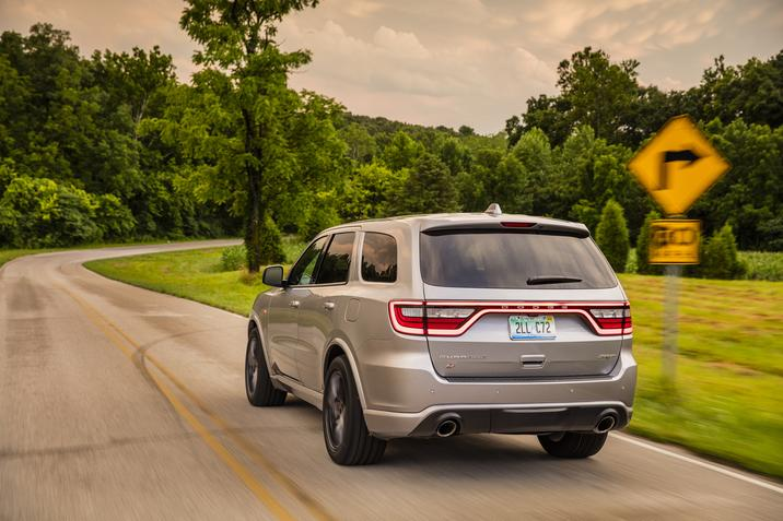 New 2018 Dodge Durango SRT Named to Wards 10 Best User Experience List