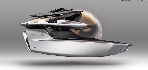 Project Neptune: Triton And Aston Martin
