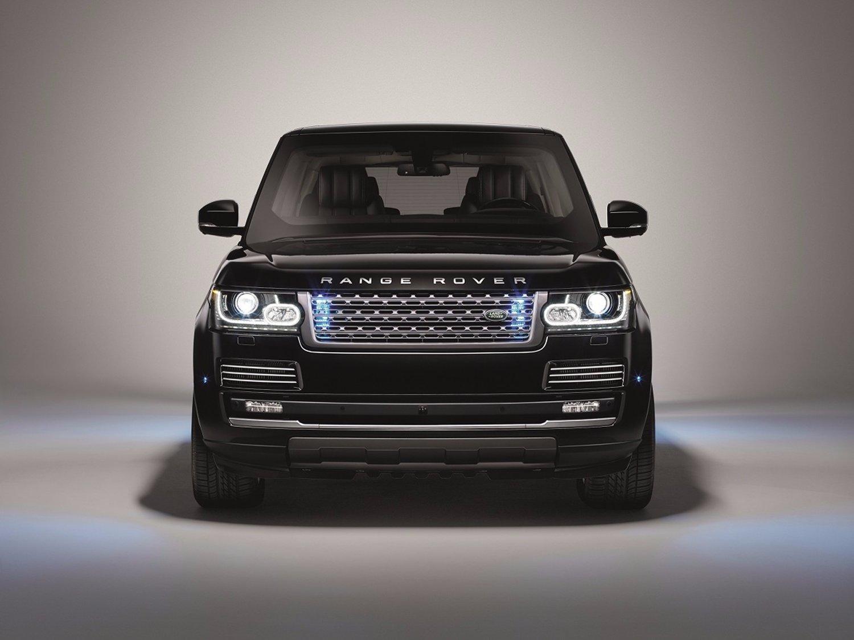 New Discovery SVX- Land Rover Reveals All-terrain Champion At Frankfurt IAA