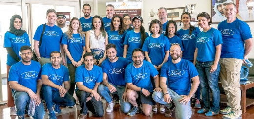Ford Volunteer Corps Mobilizes Thousands Of Employees To Improve People's Lives During Ford Global Caring Month