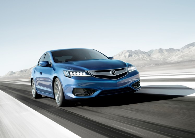 2018 Acura ILX Lineup Gains Special Edition, On Sale