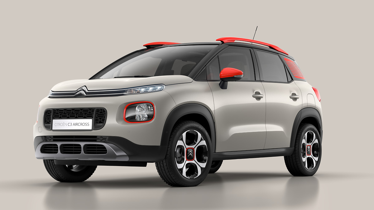 New C3 Aircross Compact Suv Shortlisted for the 2018 Autobest Competition