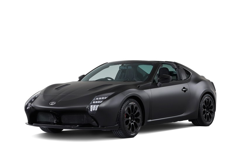 Toyota to Unveil GR HV SPORTS concept at Tokyo Motor Show 2017