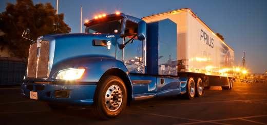 Toyota Drives the Future of Zero Emission Trucking
