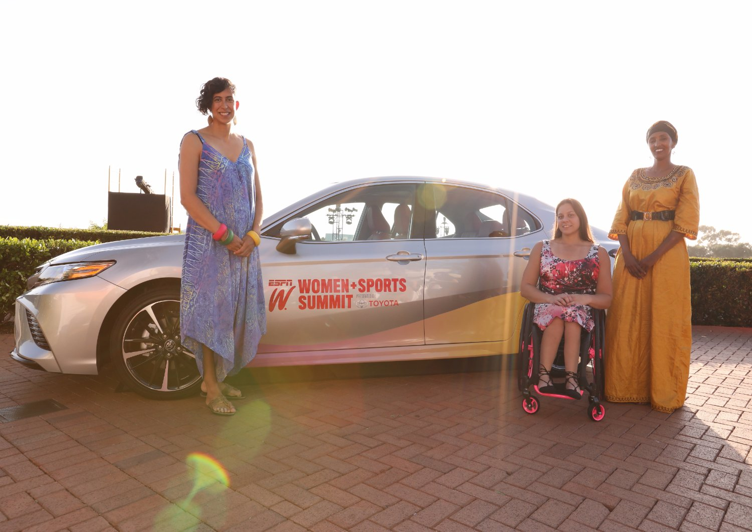 espnW and Toyota Recognize 5th Class of 'Everyday Heroes' at 2017 The espnW: Women + Sports Summit