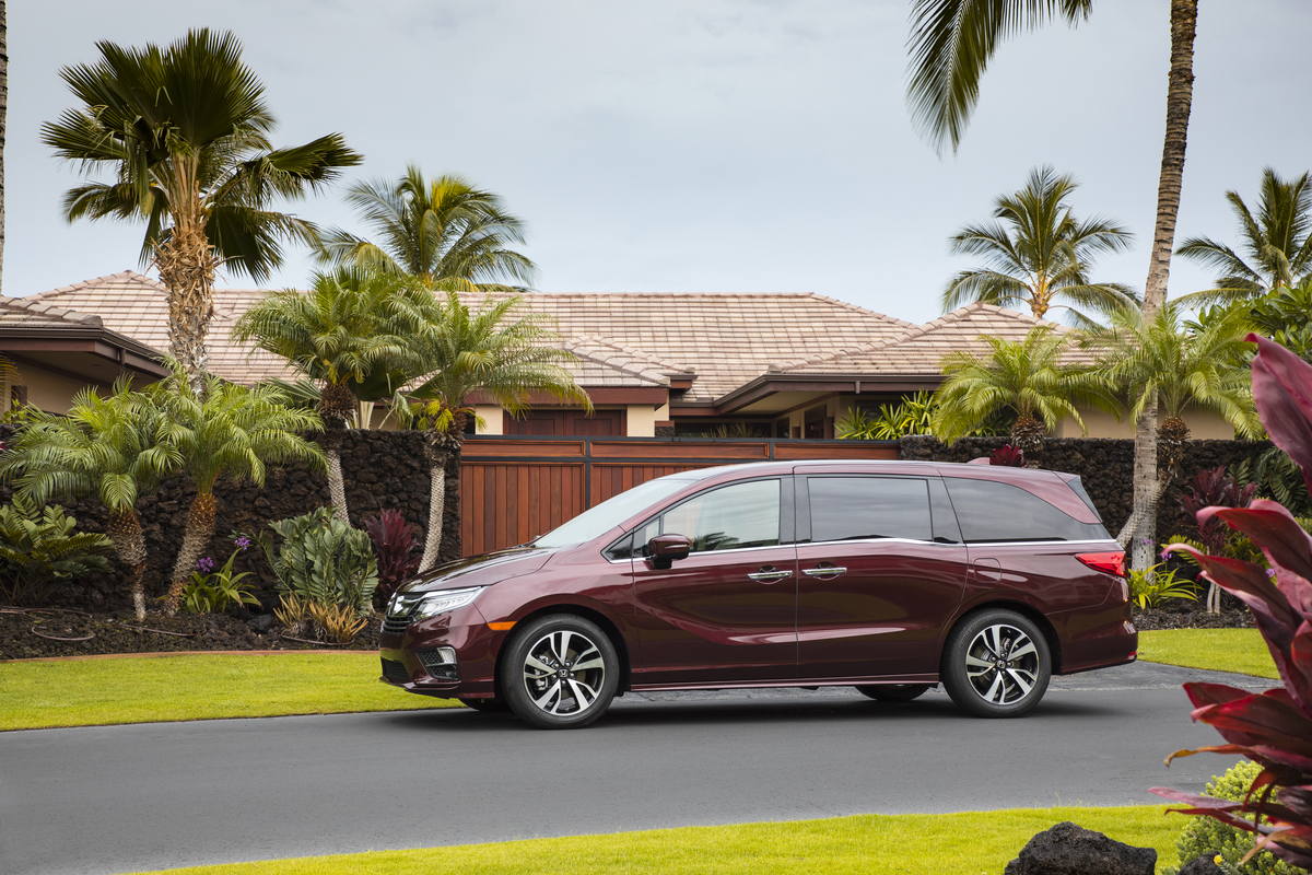 """2018 Honda Odyssey CabinWatch™ Wins """"2017 Best of What's New"""" Award From Popular Science Magazine"""