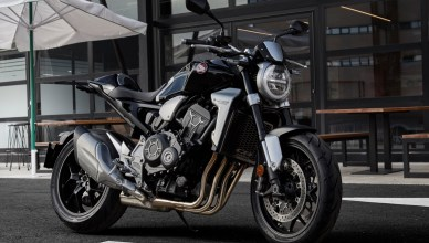 Honda Announces New Styling Direction for CB1000R