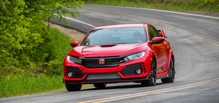 Radical and Rapid 2018 Honda Civic Type R Goes On Sale