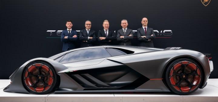 Lamborghini Terzo Millennio: A Future Vision and Dream Based on the Collaboration with MIT