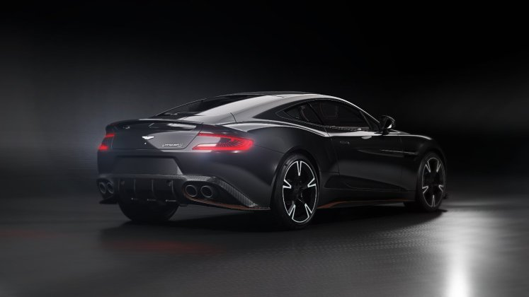 Vanquish S Ultimate: Flagship Super Gt Celebrated With Stunning Special Edition
