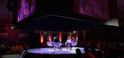 Nissan sponsors Women's Forum Mexico 2017