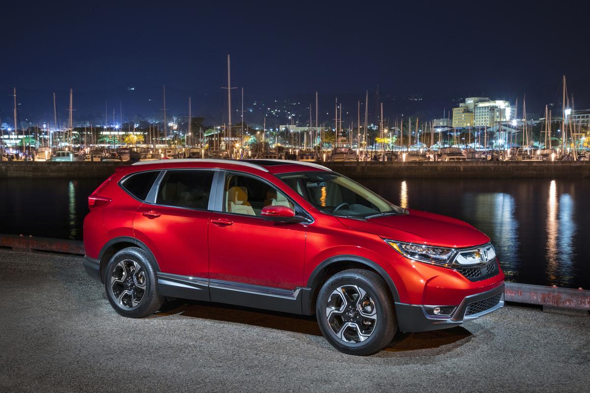"Honda Named 2018 ""Best SUV Brand"" by U.S. News & World Report"