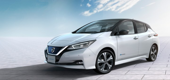 Nissan and Shikoku Electric join forces to promote electric cars
