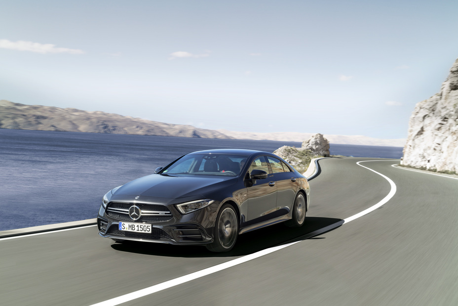 The new Mercedes-AMG 53-series models of the CLS, E-Class Coupe and E-Class Cabriolet
