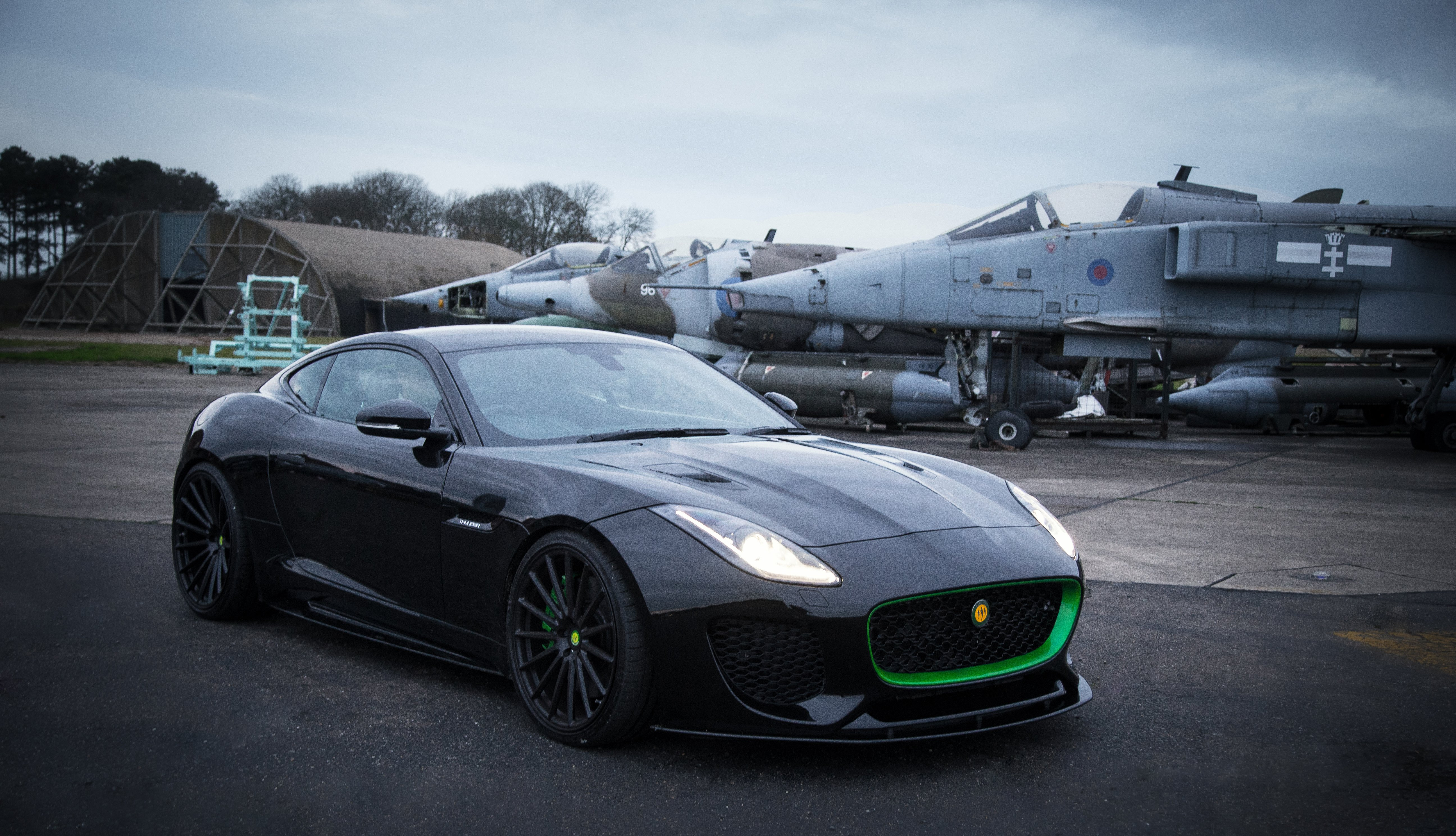 The Lister Motor Company makes thunder with the launch of it's new 200+ mph supercar