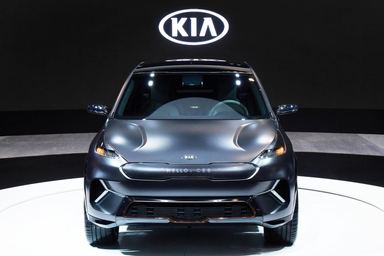 'Boundless for all': Kia presents vision for future mobility at CES 2018