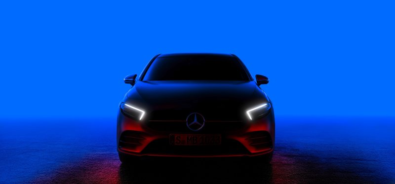 Witness the world premiere live online: Big debut for the new A-Class