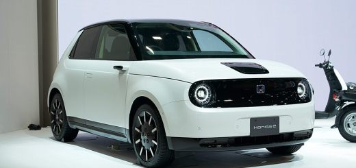 "Honda e and CBR1000RR-R FIREBLADE win Design Awards in the ""Red Dot Award: Product Design 2020"""