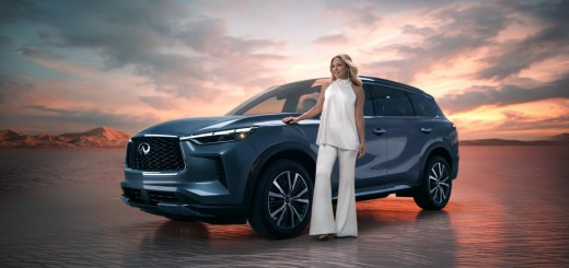 All-new INFINITI QX60 makes global Hollywood entrance and Conquers Life in Style with Kate Hudson