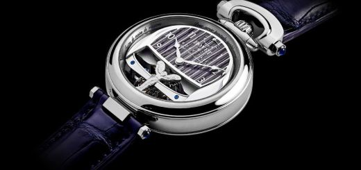 Rolls-Royce Boat Tail Timepieces Collaboration With Bovet 1822
