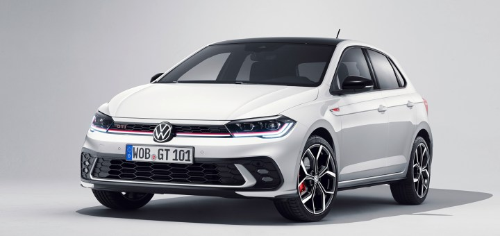 The new Polo GTI
