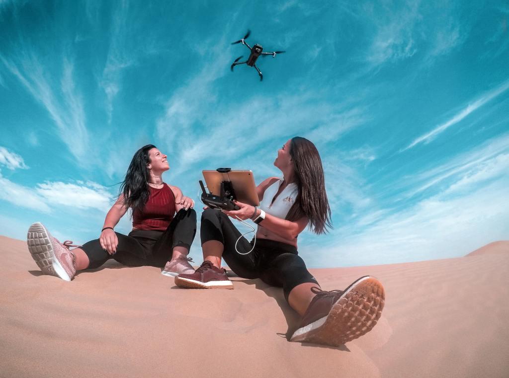Desert Flying
