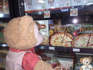 Must always have a stash of frozen pizzas for daily hunger emergencies.