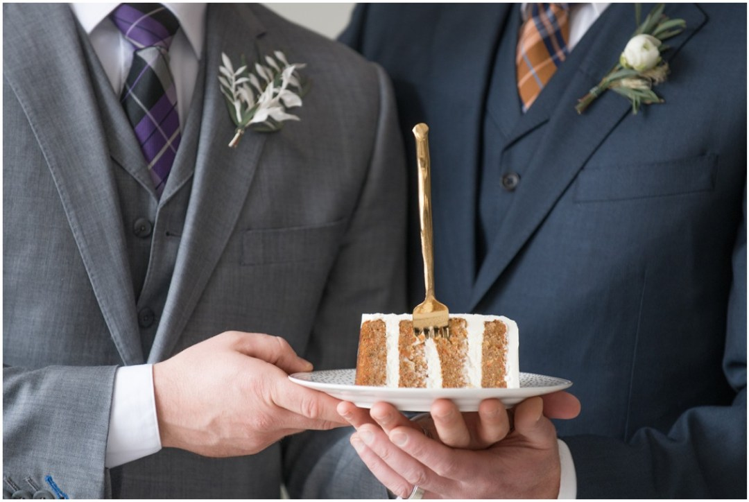 Gay Wedding styled shoot  | 5 Things to Consider When Choosing Your Wedding Cake Designer  | My Eastern Shore Wedding | Chef Steve Konopelski