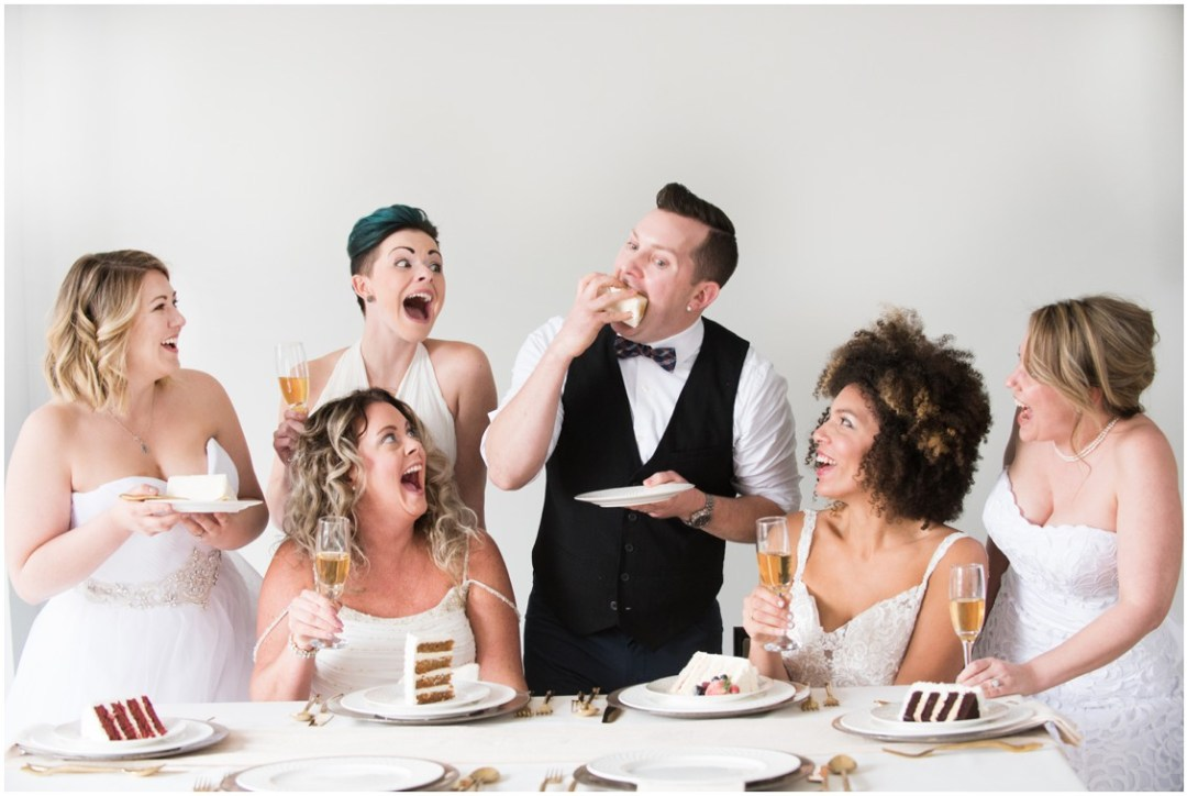 Chef Steve Konopelski knows Brides   | 5 Things to Consider When Choosing Your Wedding Cake Designer  | My Eastern Shore Wedding | Chef Steve Konopelski