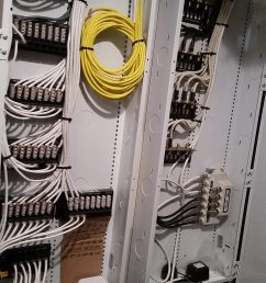 this is the fourth post in a series on how to prewire low voltage wiring and structured cabling in your home we ll be focusing on how to install a  [ 1836 x 3264 Pixel ]