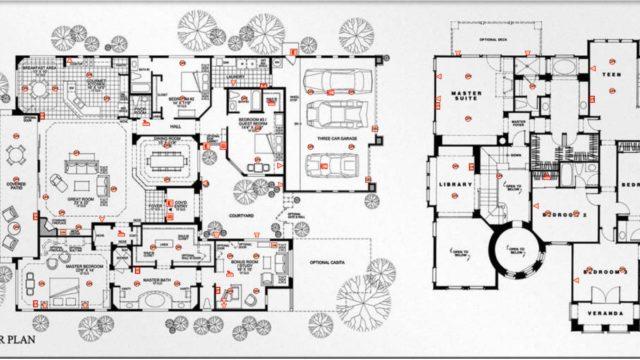 home audio wiring design