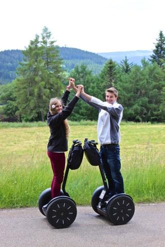 Segway Touren ab 2 Personen im Schwarzwald
