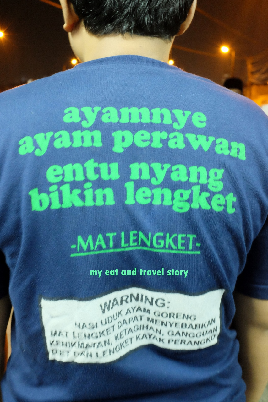 Ayam Goreng Mat Lengket : goreng, lengket, Makan, Malem, Goreng, Lengket, (Jakarta), Travel, Story