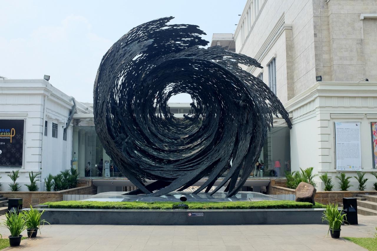 Museum Nasional Museum Terlengkap SeIndonesia Jakarta